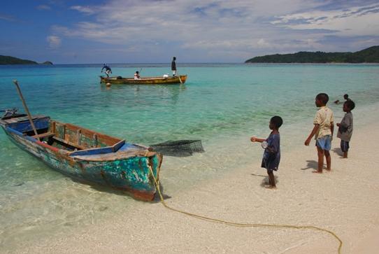 Las playas de Chachahuate