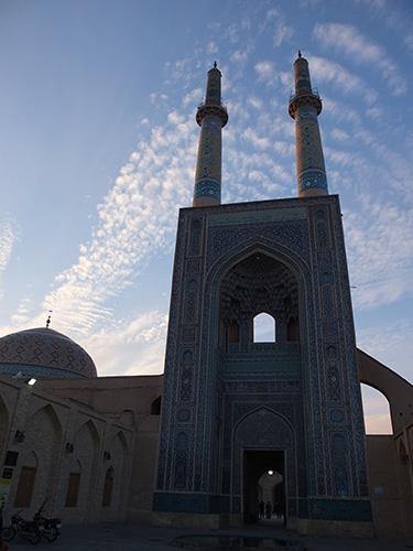 Mezquita de Jameh