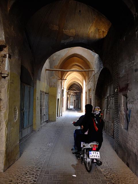 Solitarios callejones de Yadz