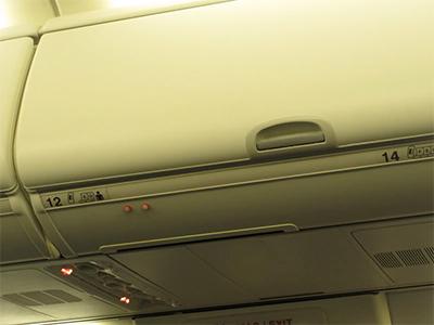 No existe fila 13 en los aviones