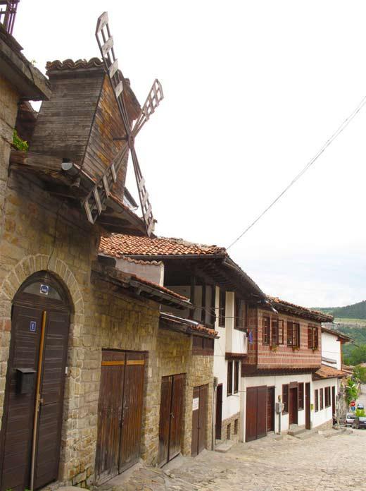 Casas de Veliko Tarnovo