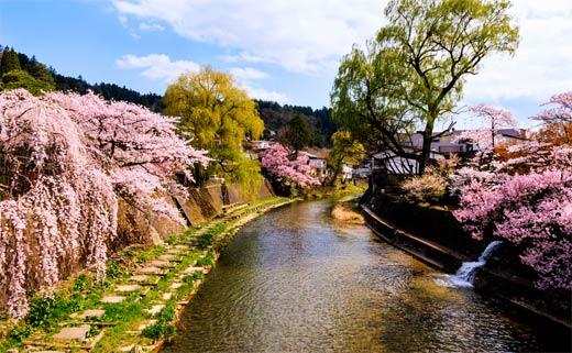 Centro historico de Takayama