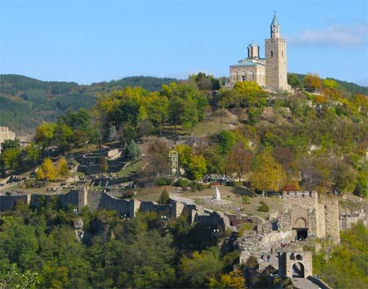 La muralla que defendía la ciudad antigua