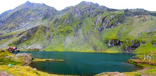 Lago Pan Balea