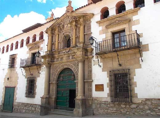 La Casa de la Moneda de Potosí
