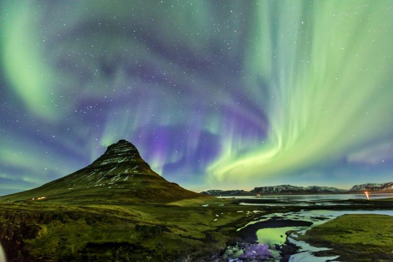 Foto de Ruta por Auroras Boreales islandia