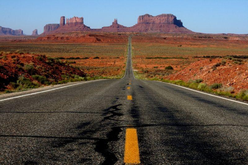Foto de Ruta por Aventura por la Costa Oeste Camino a Monument Valley