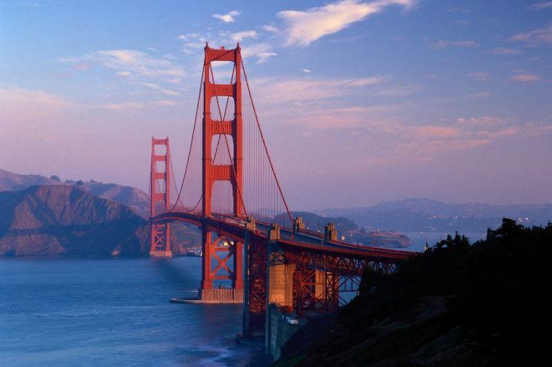 Foto de Ruta por Aventura por la Costa Oeste El Golden Gate en San Francisco