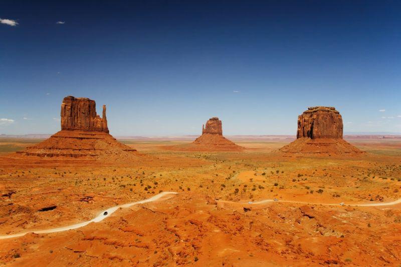 Foto de Ruta por Aventura por la Costa Oeste Paisaje de Monument Valley