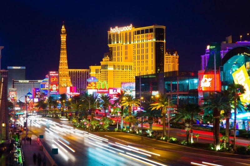 Foto de Ruta por Aventura por la Costa Oeste Strip de Las Vegas