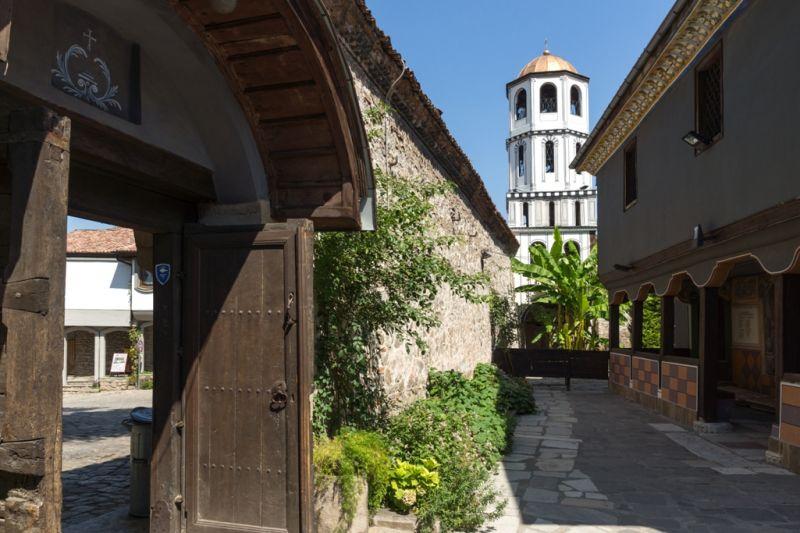 Foto de Ruta por Corazón del Este La iglesia de Santa Elena en Plovdiv