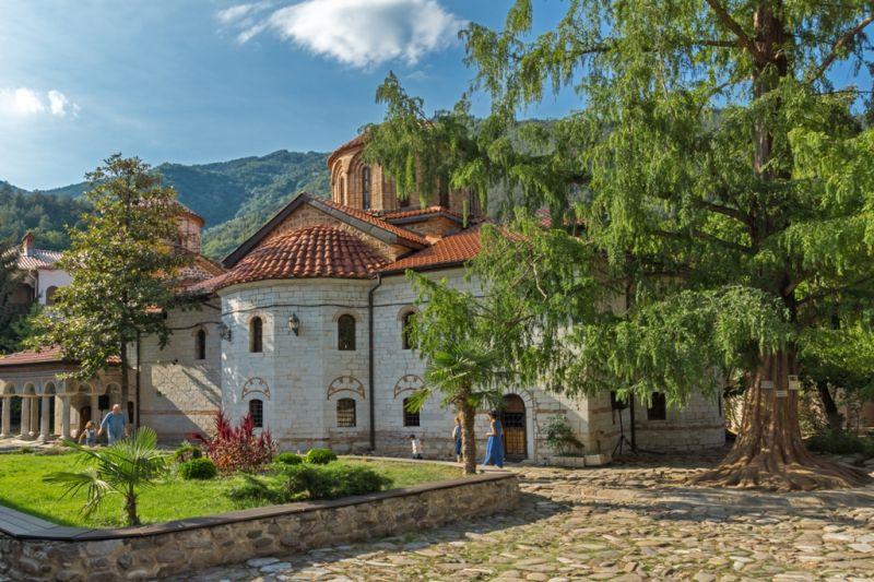 Foto de Ruta por Corazón del Este Monasterio de Bachkovo