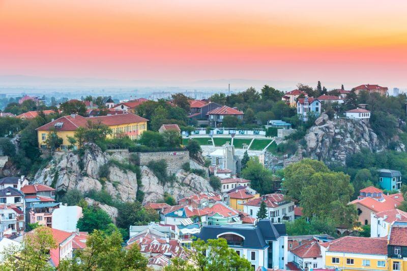 Foto de Ruta por Corazón del Este Vistas de Plovdiv