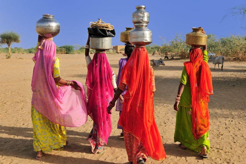 Foto de Ruta por Del Rajastán hasta Varanasi 4