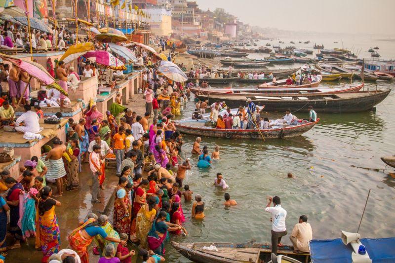 Foto de Ruta por Del Rajastán hasta Varanasi 8