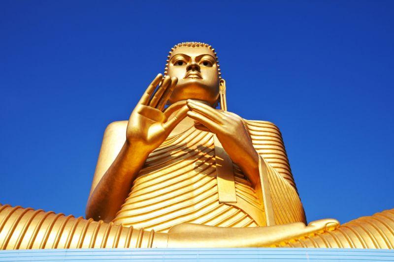 Foto de Ruta por Dos paraísos en uno golden temple