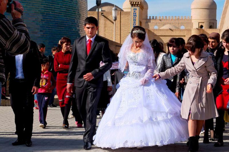 Foto de Ruta por El alma de la Ruta de la Seda boda uzbeko