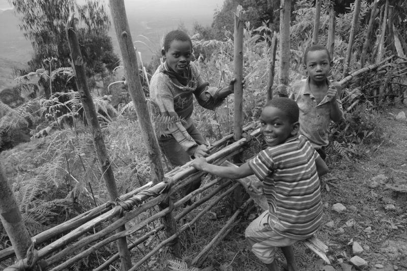Foto de Ruta por El corazón de Africa Alegria de los niños en tanzania