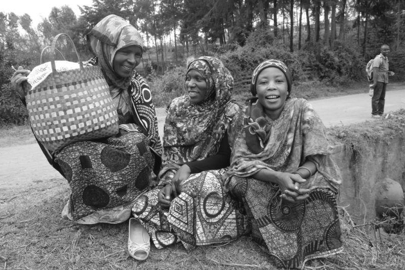 Foto de Ruta por El corazón de Africa Mujeres tanzanas