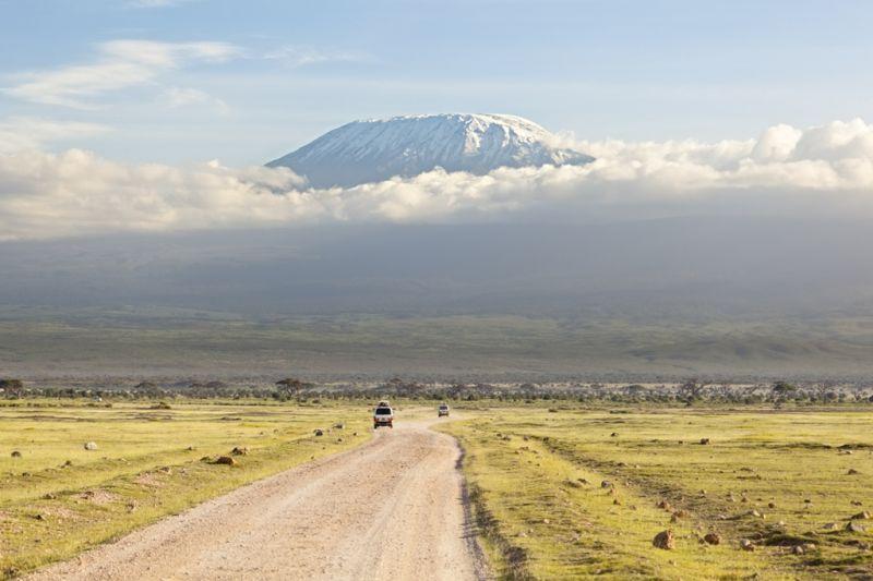Foto de Ruta por El lado salvaje de África circulando por africa