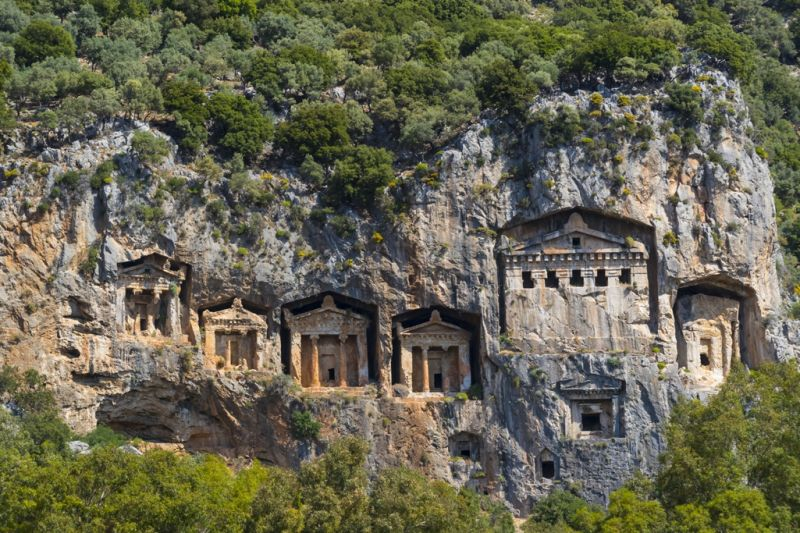Foto de Ruta por El Reino de Anatolia Famosas formaciones