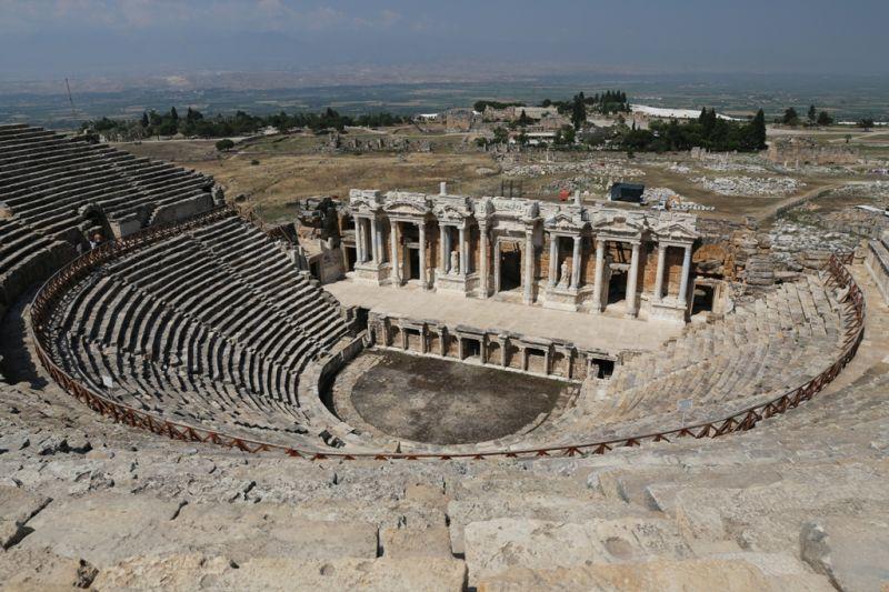 Foto de Ruta por El Reino de Anatolia Hireapolis