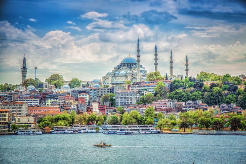 Foto de Ruta por El Reino de Anatolia mezquita azul estambul