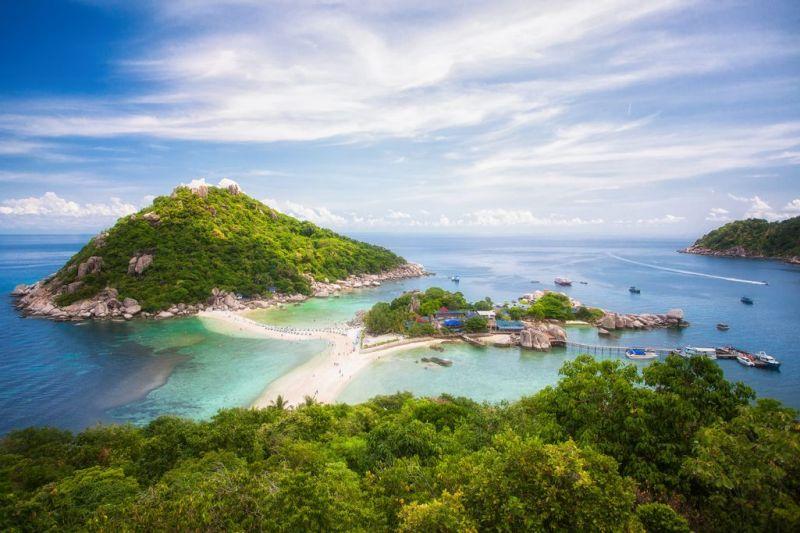 Foto de Ruta por El reino de Siam Nang yuan island