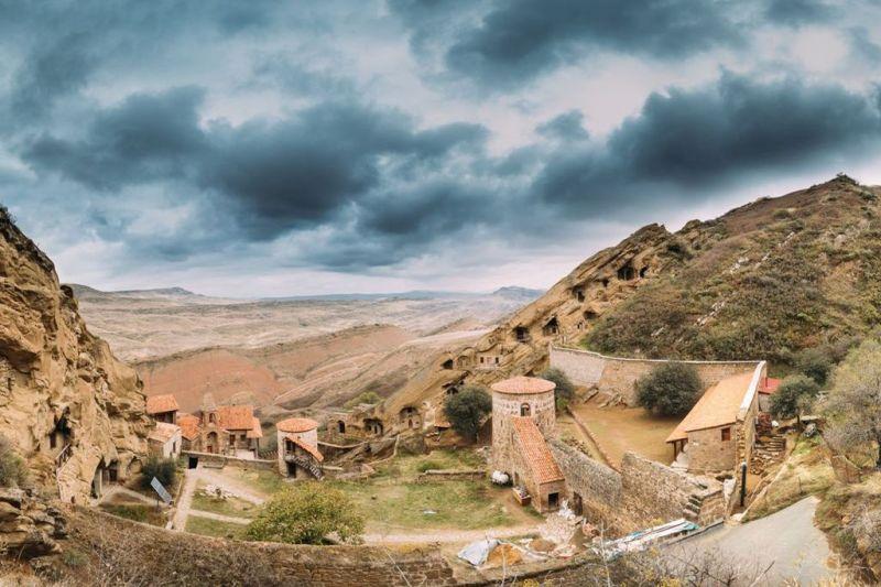 Foto de Ruta por El rincón del Cáucaso Cielos de georgia