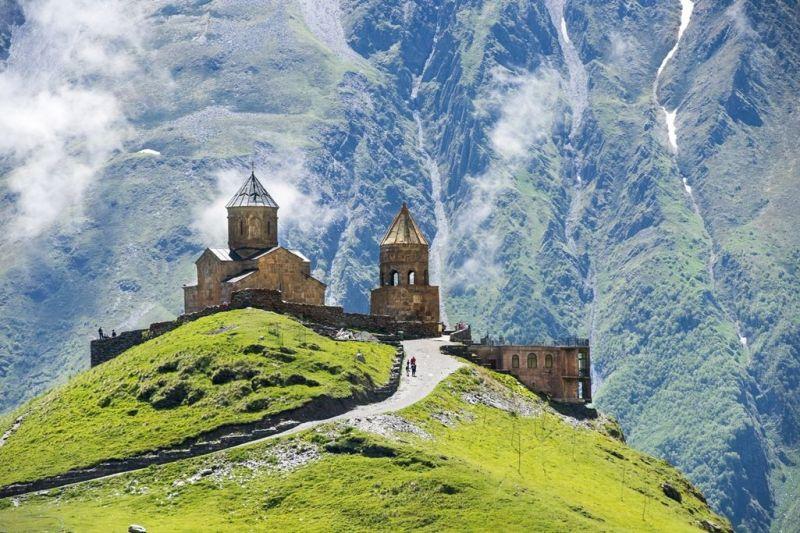 Foto de Ruta por El rincón del Cáucaso Paisajes de ensueño