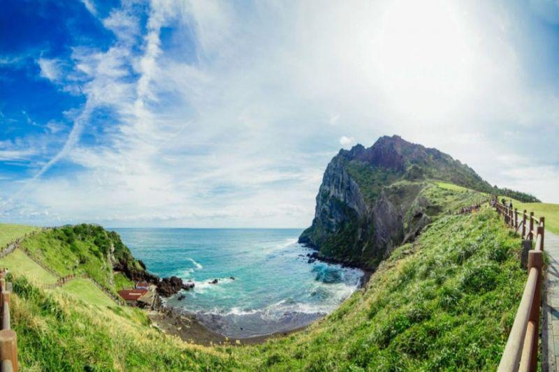 Foto de Ruta por El rincón desconocido de Asia Caminatas en la isla de Jeju