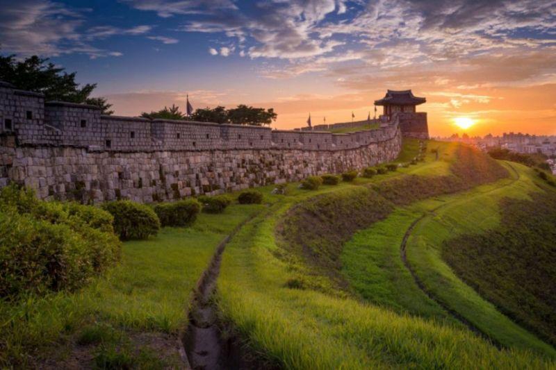 Foto de Ruta por El rincón desconocido de Asia Fortaleza de Hwaseong en Suwon