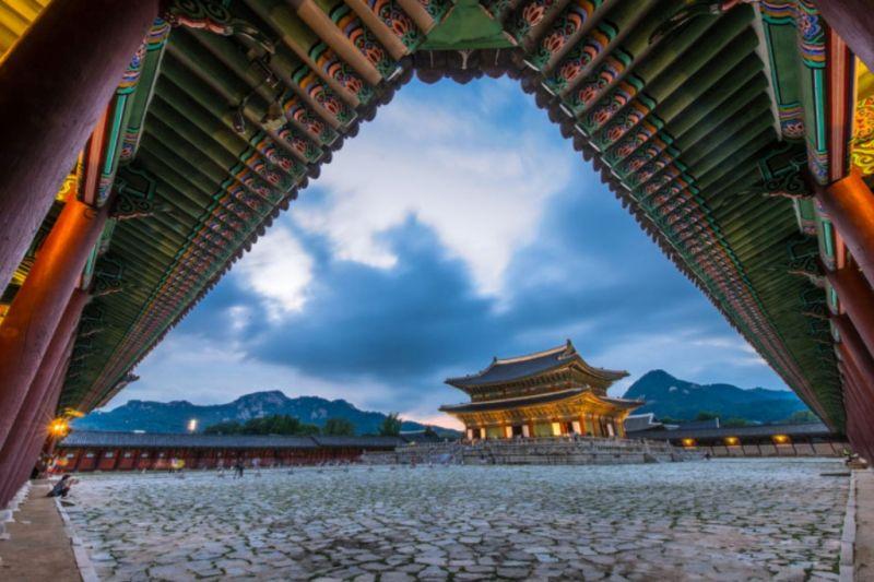Foto de Ruta por El rincón desconocido de Asia Palacio de Gyeongbokgung
