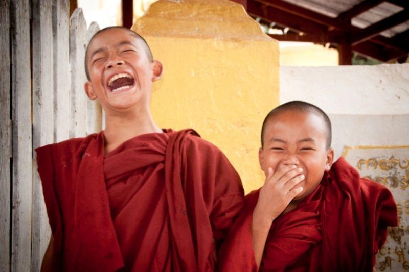Foto de Ruta por El rincón oculto de Asia Jóvenes monjes