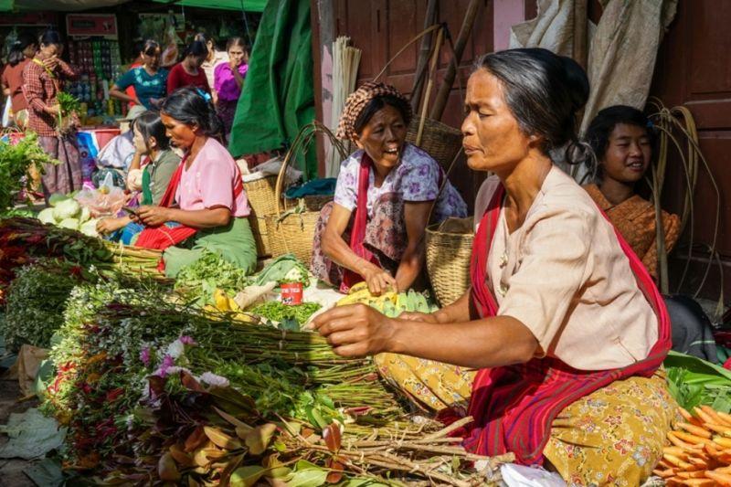 Foto de Ruta por El rincón oculto de Asia Mercado rural