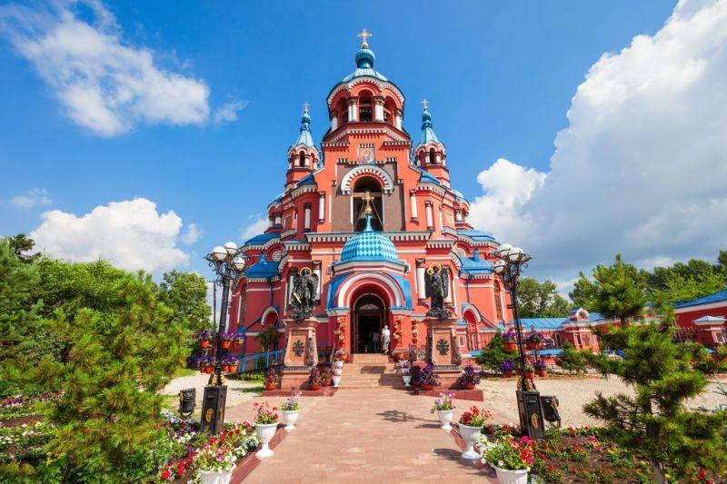 Foto de Ruta por El Transiberiano, desde San Petersburgo hasta Pekín Cathedral Kazan