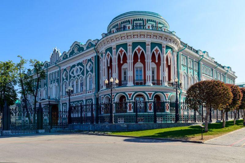 Foto de Ruta por El Transiberiano, desde San Petersburgo hasta Pekín edificio