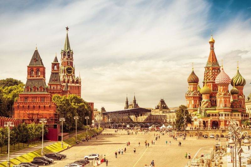 Foto de Ruta por El Transiberiano, desde San Petersburgo hasta Pekín Kremlin and Cathedral