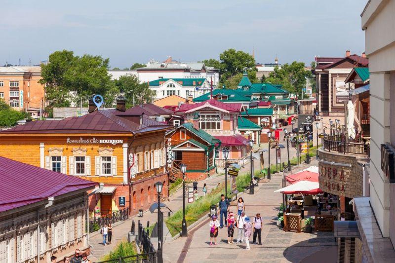 Foto de Ruta por El Transiberiano, desde San Petersburgo hasta Pekín Kvartal Quarter