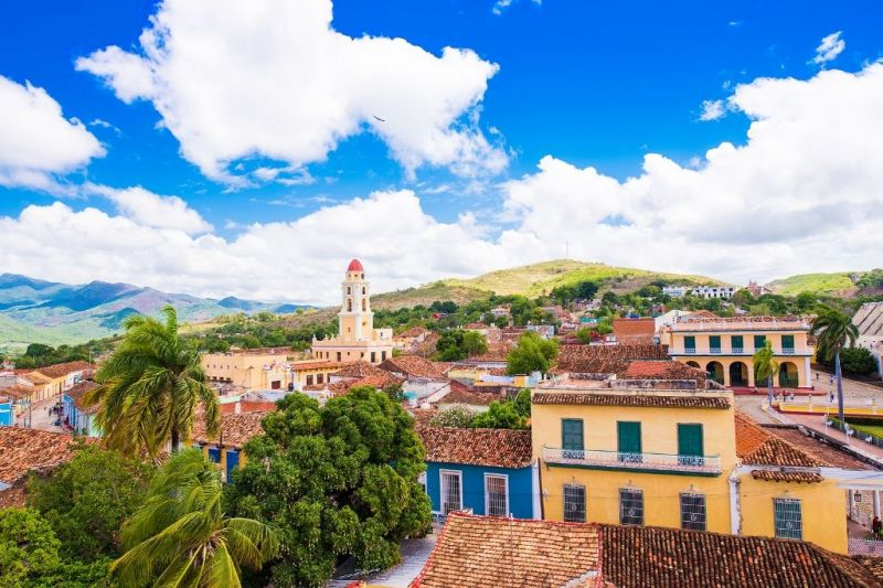 Foto de Ruta por En coche por el Caribe Panorámica de Trinidad