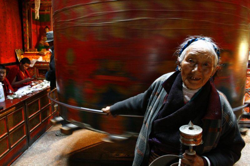 Foto de Ruta por En el corazón de los Himalayas Monasterio Shigatse