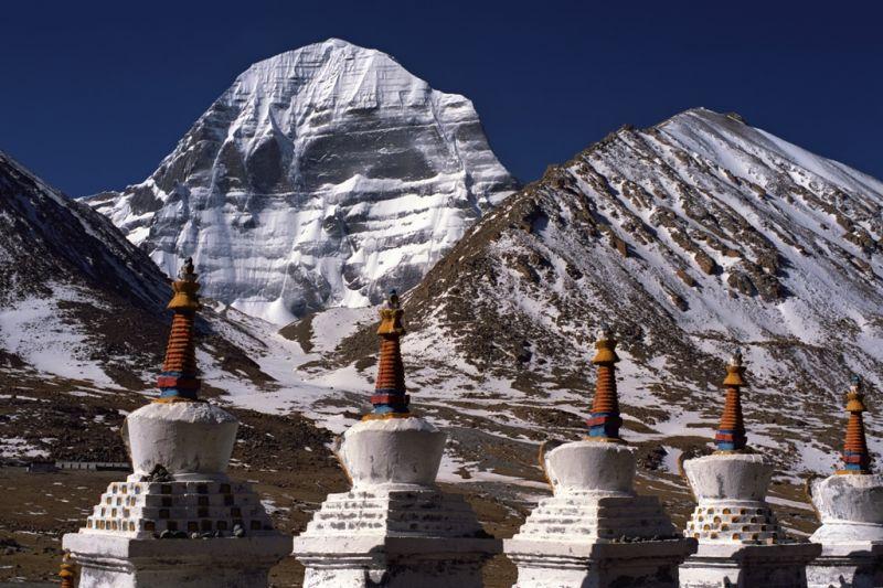 Foto de Ruta por En el corazón de los Himalayas Mount Kailash in Western Tibet