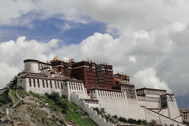 Foto de Ruta por En el corazón de los Himalayas Palacio potala