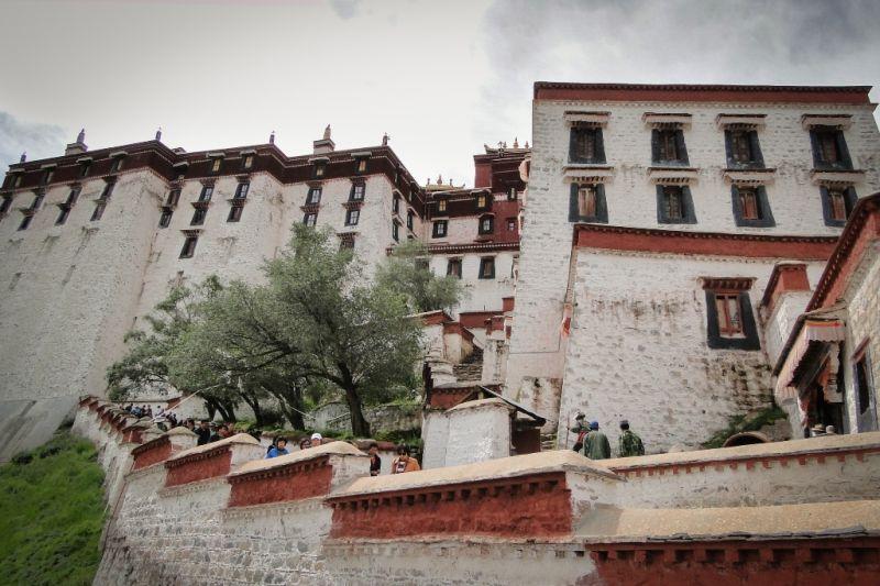 Foto de Ruta por En el corazón de los Himalayas Potala Palace