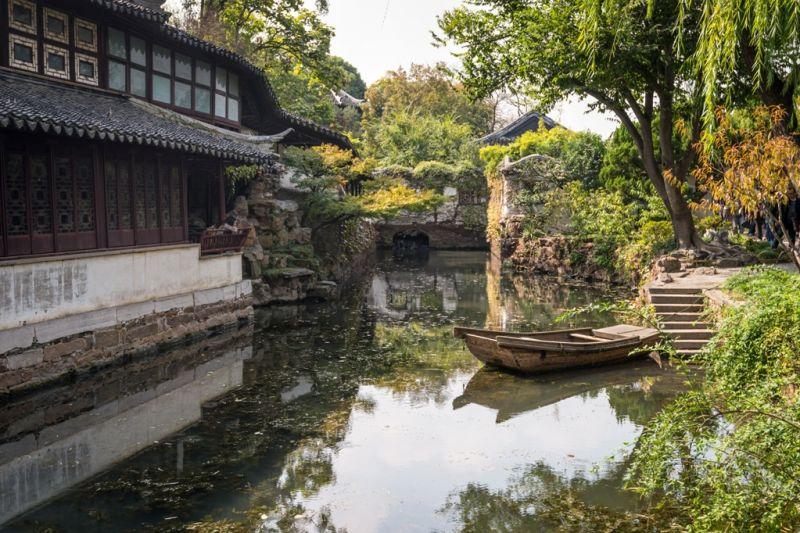 Foto de Ruta por Escapada a China Jardines de Suzhou
