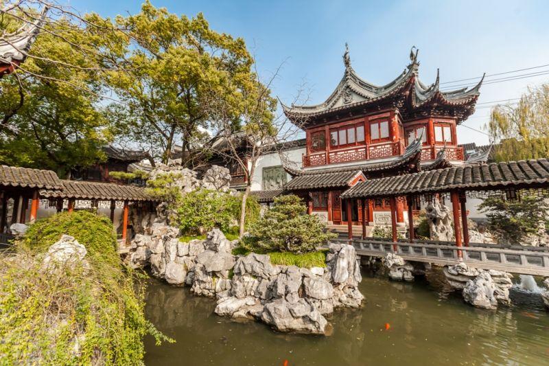 Foto de Ruta por Escapada a China Jardines Yuyuan, en Shangai