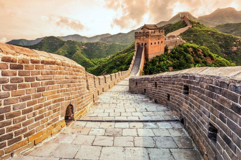 Foto de Ruta por Escapada a China Panorámica de la Gran Muralla