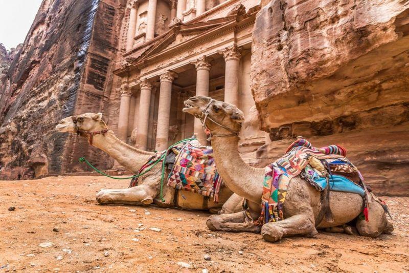 Foto de Ruta por Esplendor nabateo 1