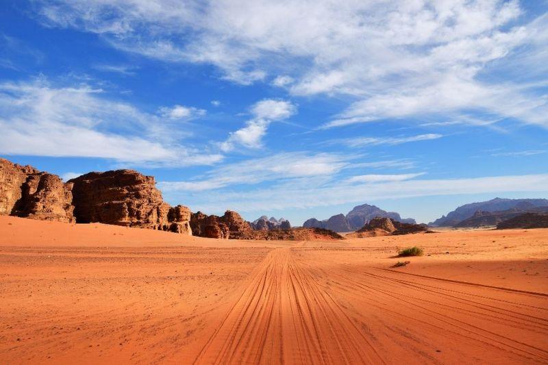 Foto de Ruta por Esplendor nabateo 2