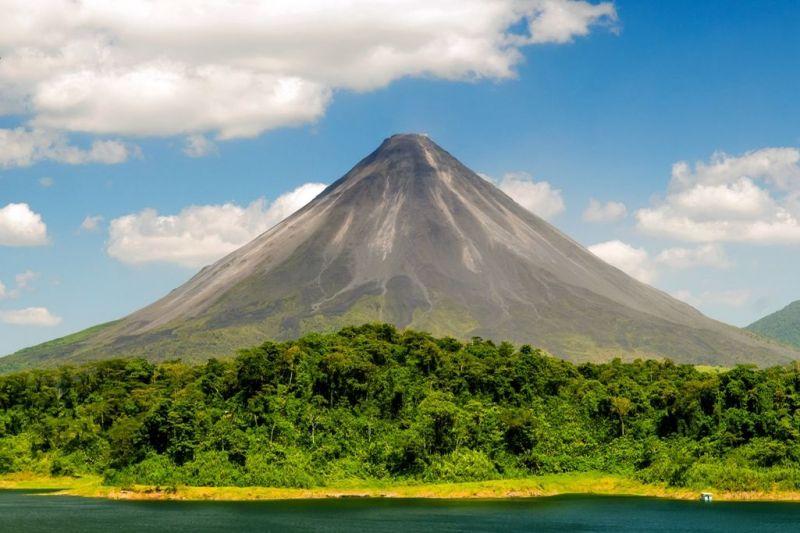 Foto de Ruta por Estallido Natural El volcán Arenal
